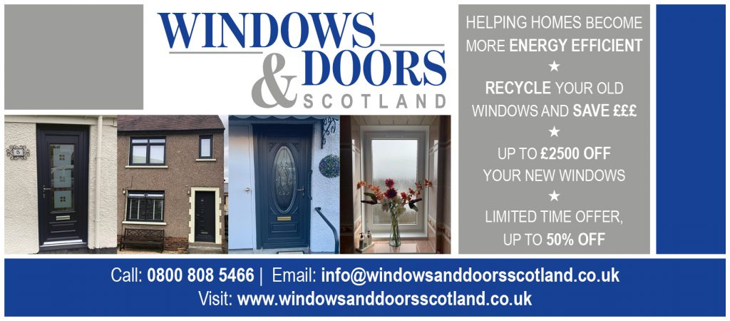 Windows and Doors Scotland cover