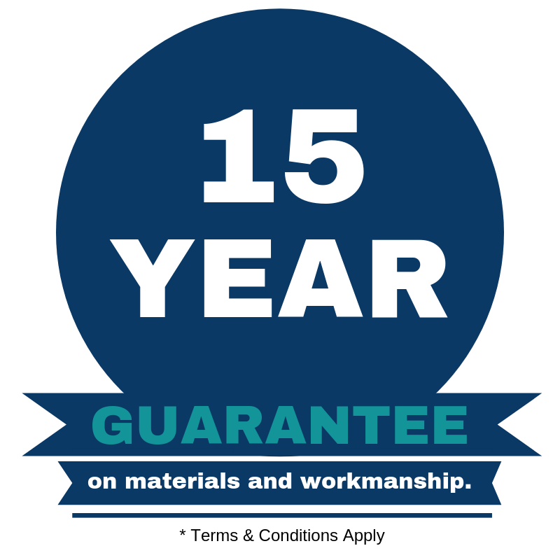 15 year guaranteed windows Scotland