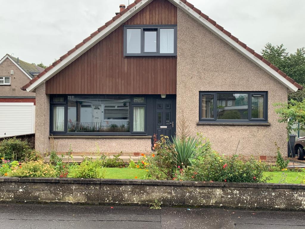 new upvc windows Scotland