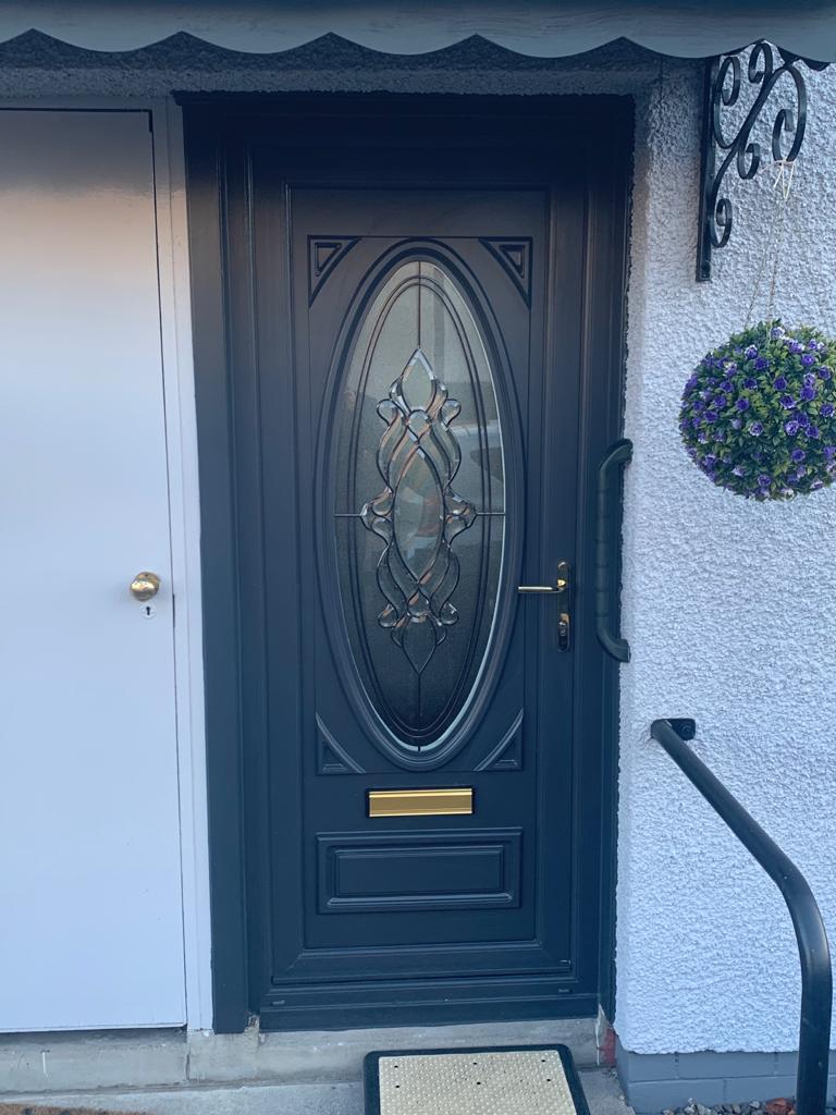 upvc external door Scotland