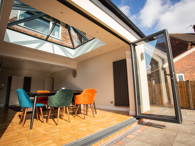 sunroom extension Scotland
