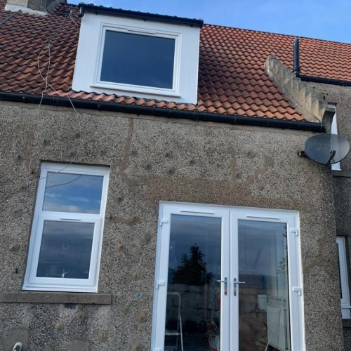 after double glazing Scotland